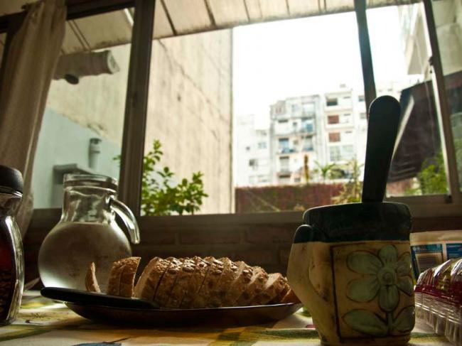 CampMeiaStudio Desayuno
