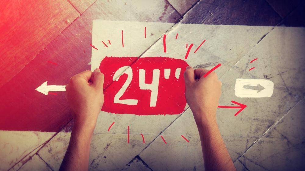 24 Segundos - Diseño 1