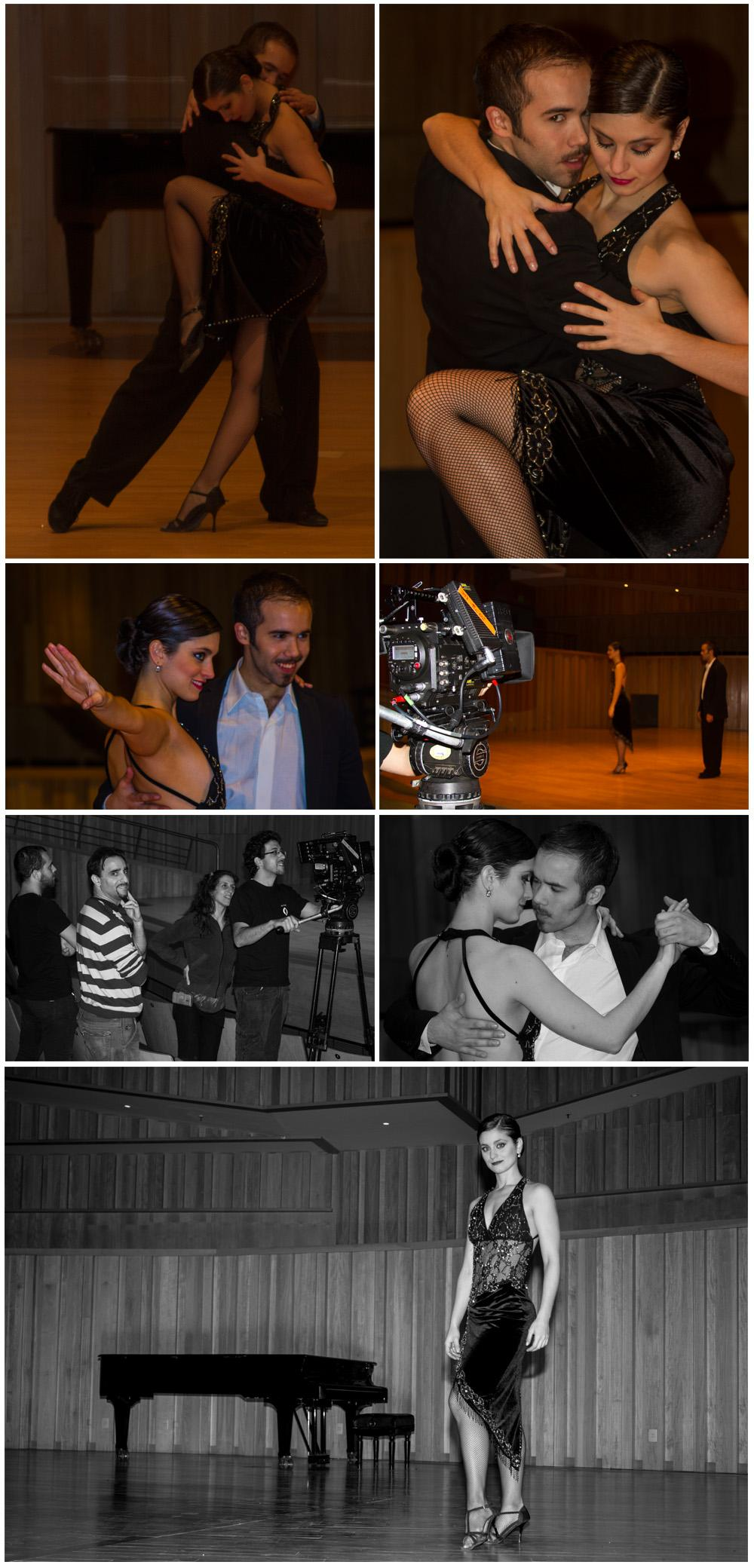 "Final Tango Dance in La Usina del Arte Final dance in ""La Usina del Arte.""<br />"