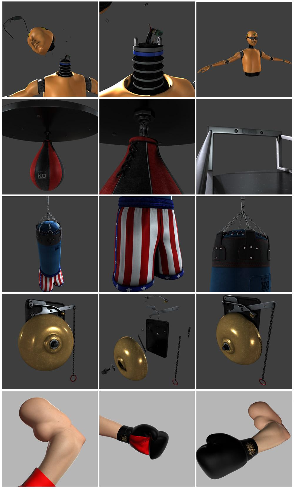 3Ds - PlanetaKO - TyCSports - CampMeiaStudio