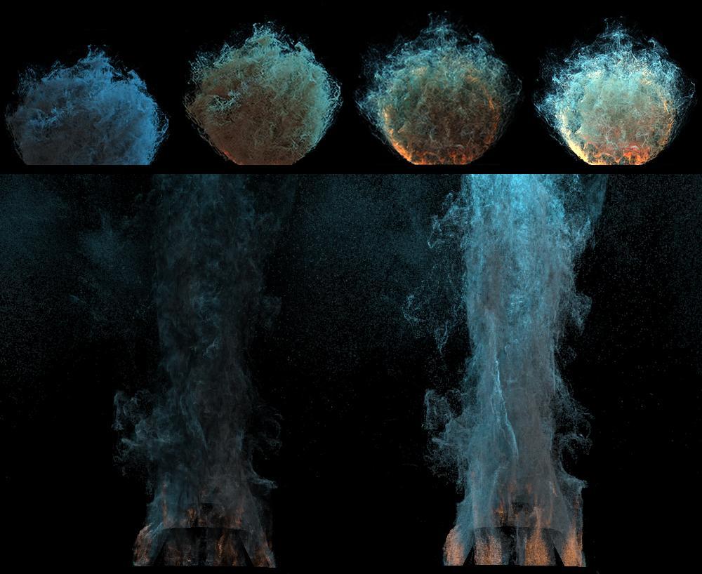 Búsqueda de Particulas Búsqueda de Particulas