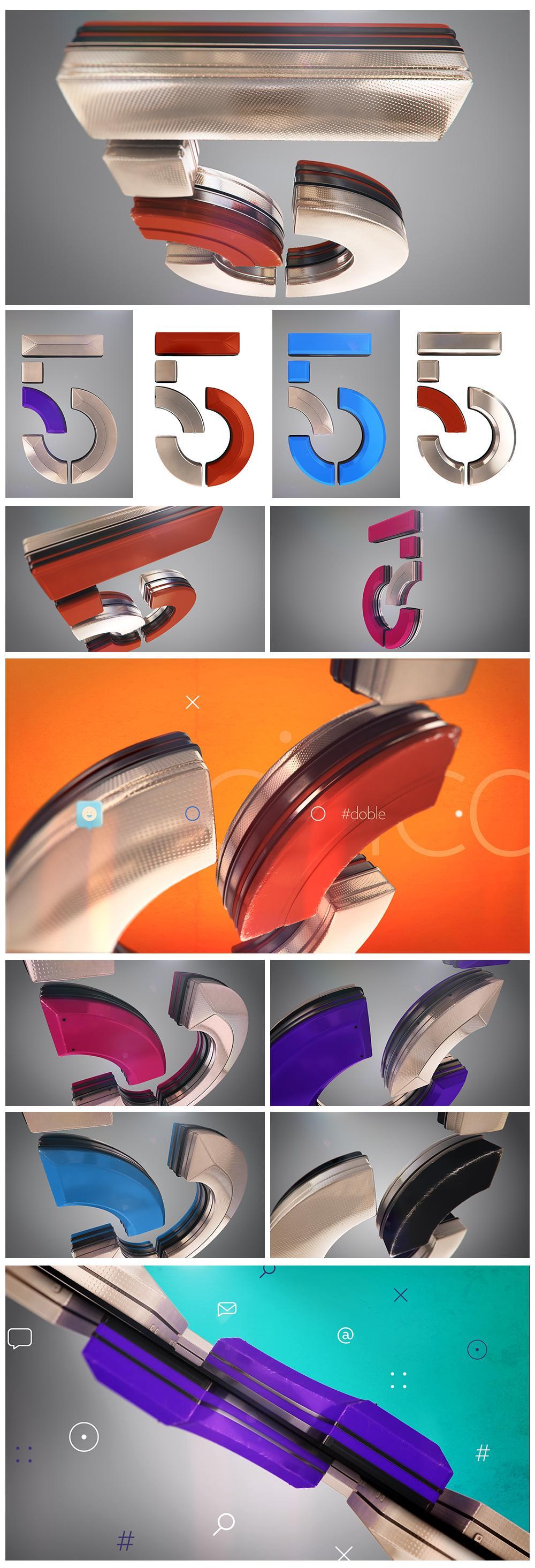 Logo 3D Diseño del Logo (3D)