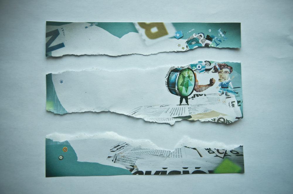 Making Off El Aguante Técnicamente se busco generar ese aire informal y desestructurado con la unión de stop motion y animación 2d y 3D. Los personajes fueron creado con recortes de papel y las posterior unión digital de los mismos. Se utilizó stop motion en distintos pasajes de las distintas piezas creadas para unión de los mismos. Finalmente se agregaron efectos 2D y 3D para maximizar el sentimiento y calor buscado.