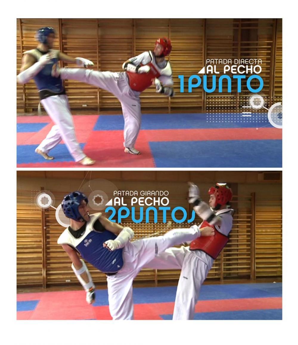 Alto Rendimiento Inclusión Taekwondo